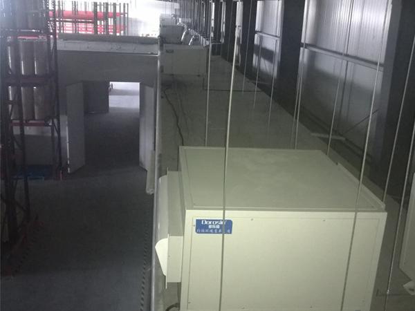工业除湿系统