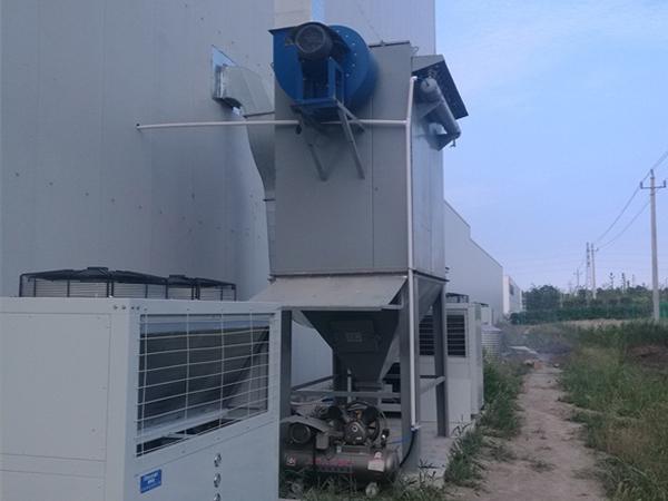 工业排风净化/通风管道